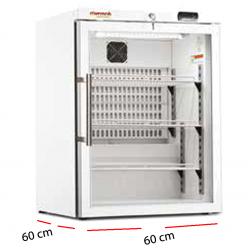 Nevera medicamentos para farmacias 60x60 cm