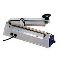Selladora de bolsas con cortador 30 cm.