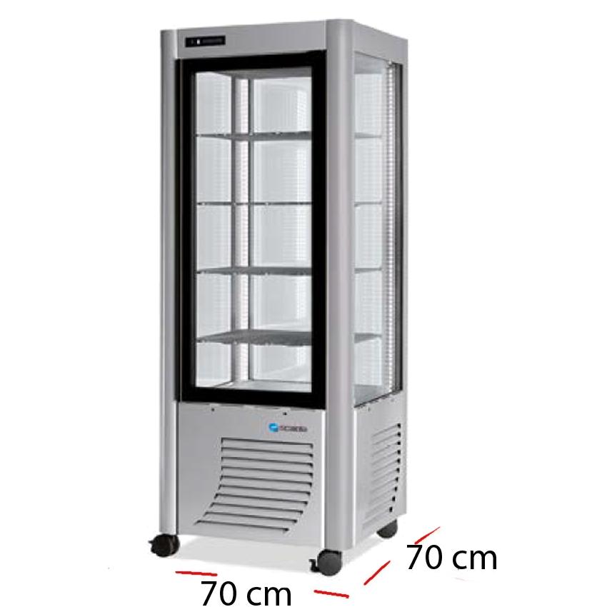 Armario refrigerador pasteleria 400 litros