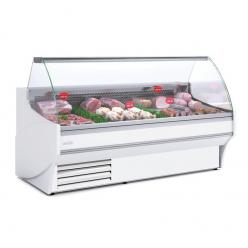 Vitrina carnicera refrigerada