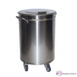 Contenedor Desperdicios 60 litros con Tapa 60 x 40 -486004