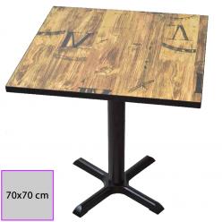 Mesa para bar 70 x 70 cm en...
