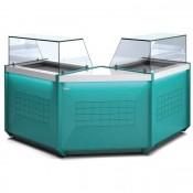 Vitrina Modular Refrigerada Ventilado 1525x940