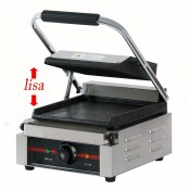 Plancha grill 21.8 x 23 cm -1.8 kw -lisa 16GR220LL