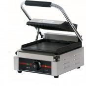 Plancha grill 21.8 x 23 cm -1.8 kw -Lisa -Ranurada 16GR220M