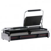 Plancha grill doble 47.5 x 23 cm -3.5 kw -lisa 16GR475LL
