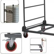 Carro Plegable con base extensible para Mesas 21XLtrolley