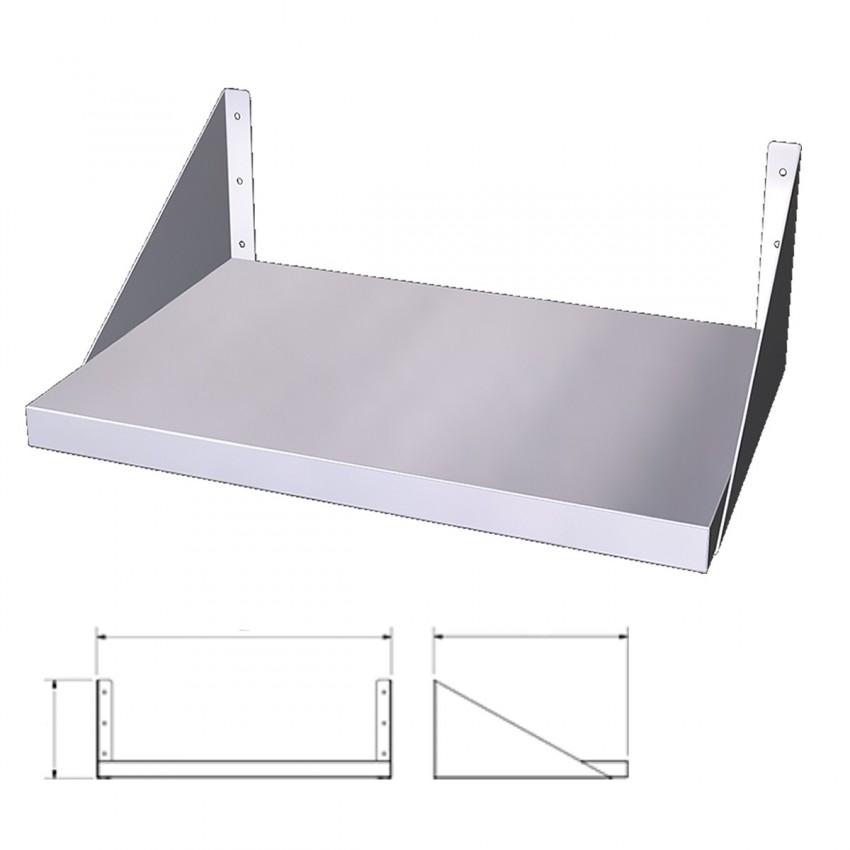 Estanter a de microondas para pared de cocinas - Estante microondas ...