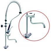 Grifo de ducha dos aguas  y grifo bajo 34-548907