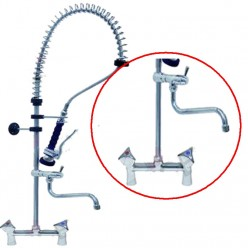 Grifo de ducha dos aguas 34-548912