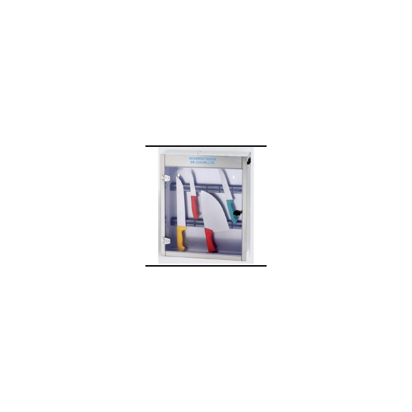 Desinfectador Por ozono para cuchillos 20 ´ - 35-524002