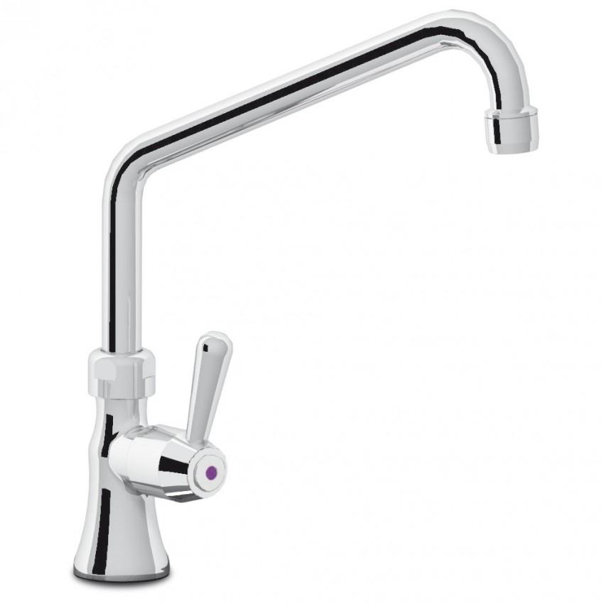 Grifo industrial para agua fr a en cocinas industriales 463426 - Grifos de cocina de pared ...