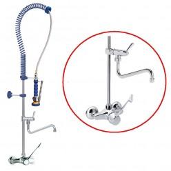 Grifo de ducha dos aguas con grifo  R0020217