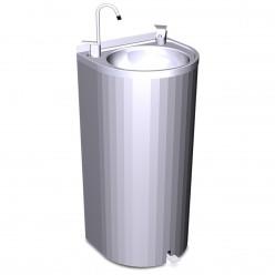 Surtidor de Agua sin refrigeración 064206 en acero Inox.