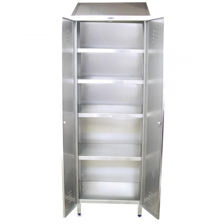 Armario de almacenaje fabricado en caero con estantes - Armarios para almacenaje ...