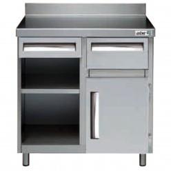 Mueble Cafertero y Molinos 522001 con Orificio- 100x60