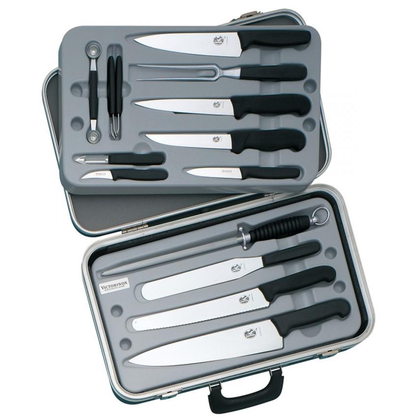 Maleta de cuchillos 448052 para cocinero VITORINOX