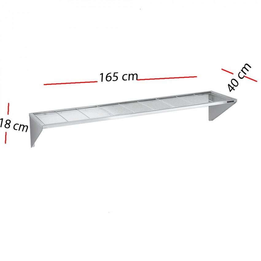 Estanteria para campana 111.5 x 40 cm F0200101