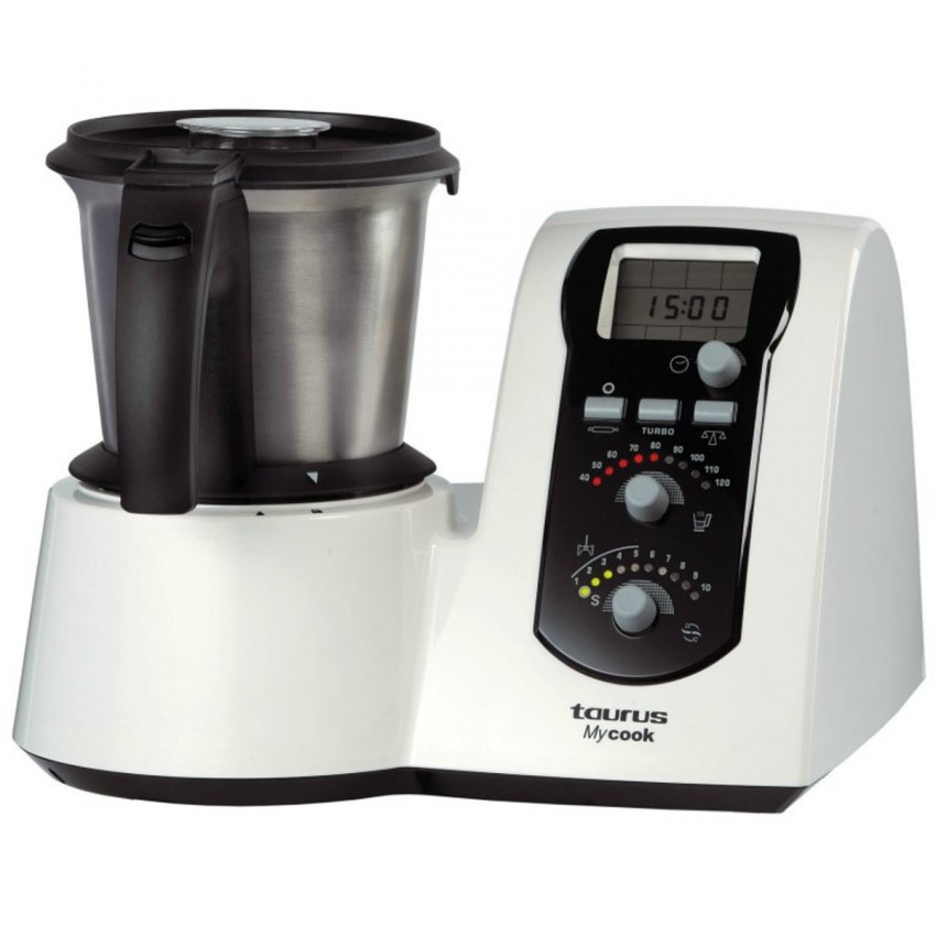 Roboots cocina para profesionales ideal cocinas - Robot de cocina cocifacil ...