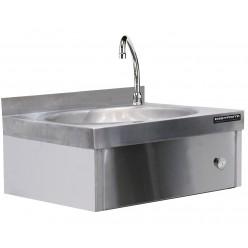 Lavamanos para colgar de acero inox f0253000