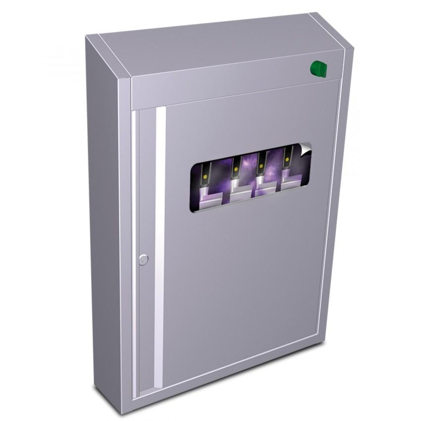 Esterilizador de cuchillos Rayos UV- 20 cuchillos 040450