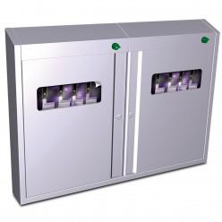 Esterilizador de cuchillos Rayos UV- 40 cuchillos 040452