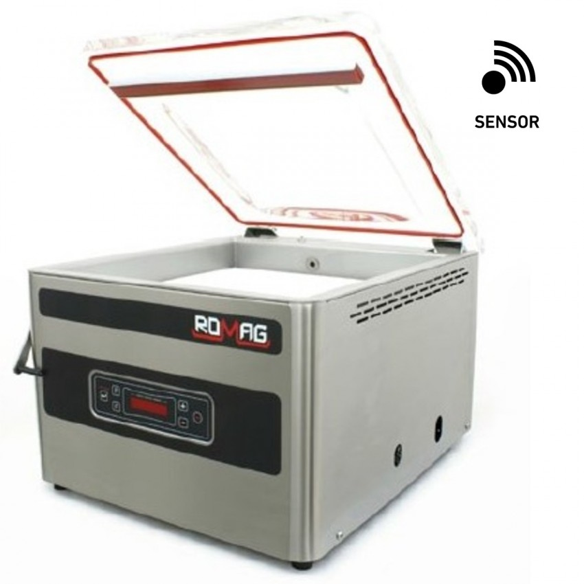 Envasadora al Vacio Sensor 10m³ - 41 cm de barra- V10 S