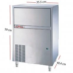 Fabricador de Cucbito Macizo 13 gr. - 22 Kg - CB 184