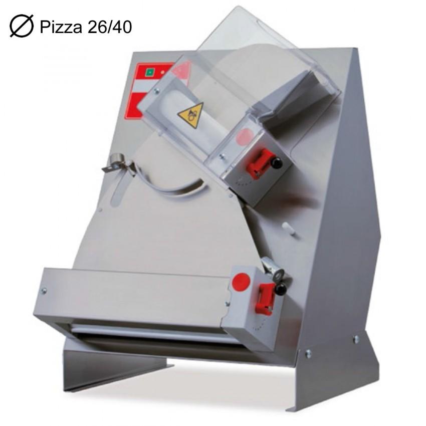 Laminadora de pizza Ø 40cm. 210/600 gr. masa- RM42A