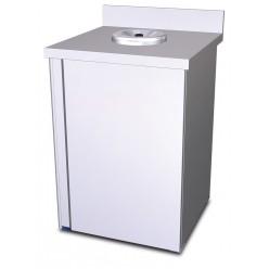 Armario para cubo Desperdicios con Desbarasado  60x70- 074437