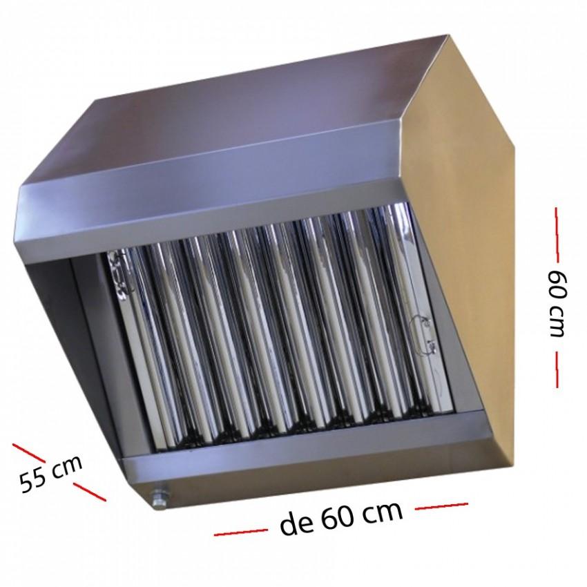 Campana extractora industrial potencia simple respekta - Potencia campana extractora ...