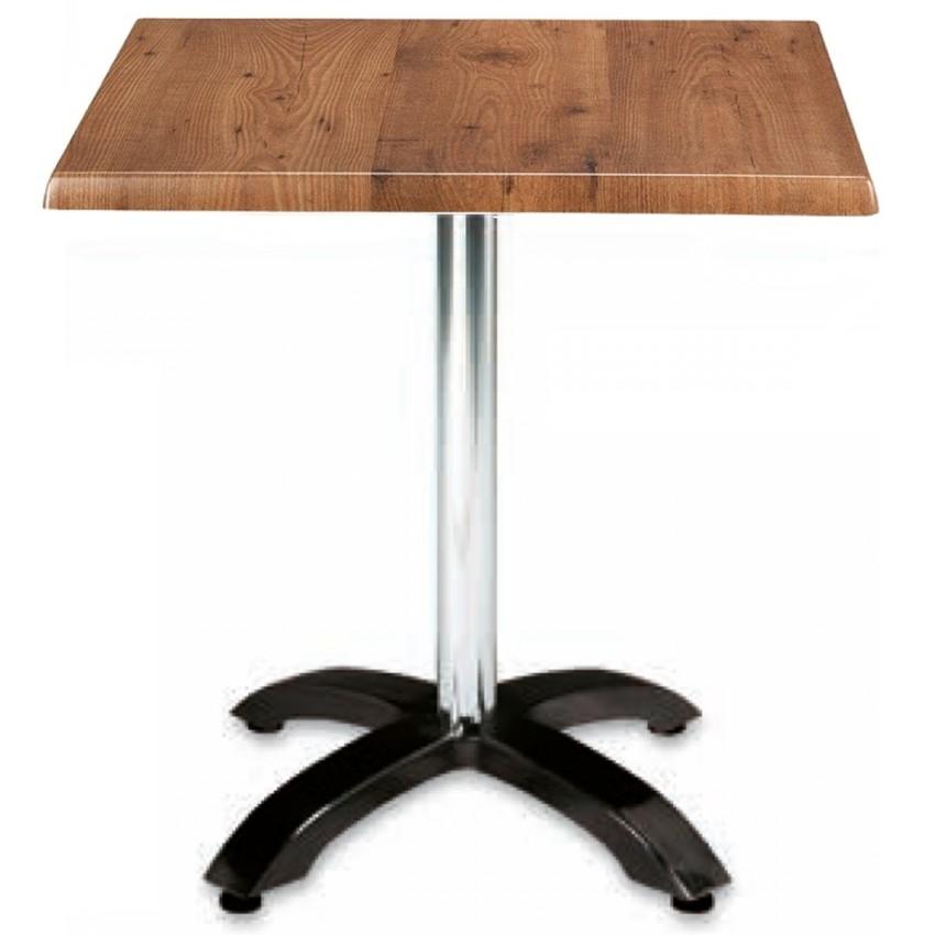 Mesa para Bar Tablero Compac 80X80 cm - ROJALES
