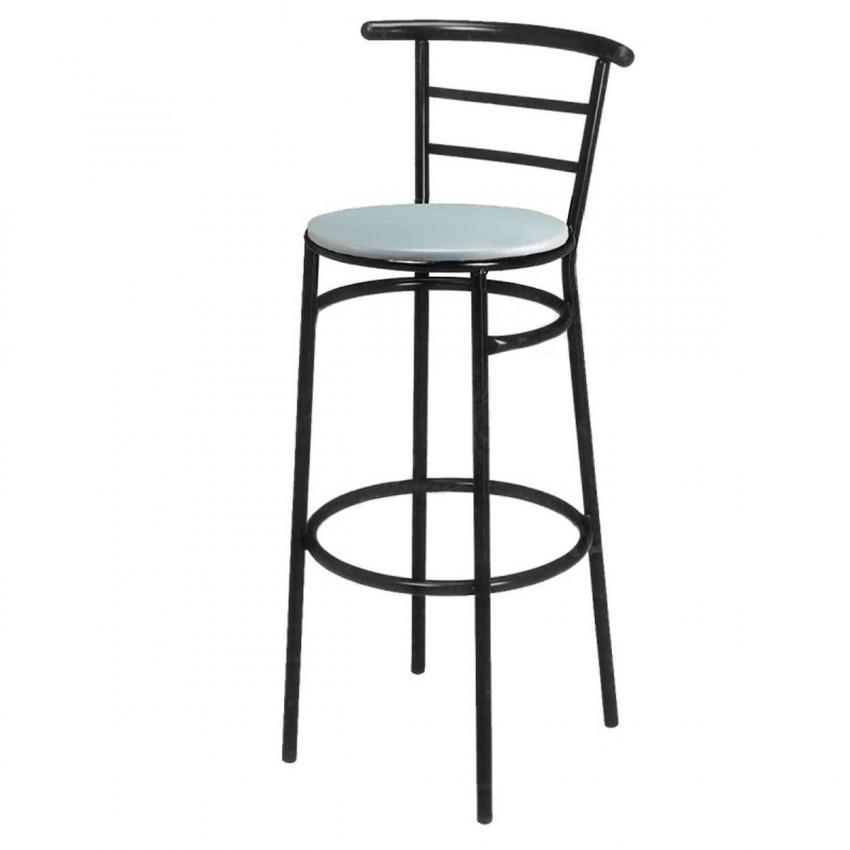 Taburete de Bar asiento Tapizado - MONFORTE