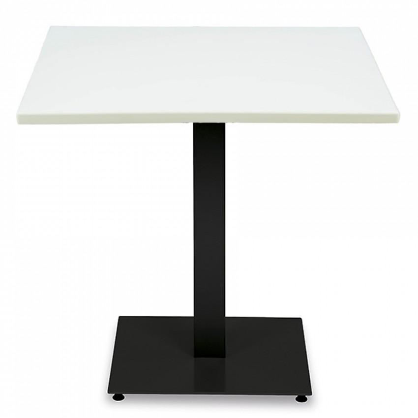 Mesa para Bar RABANEDO Tablero Melamina 60x60 cm