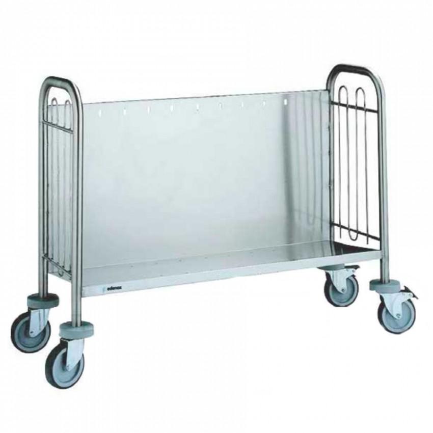 Carro transporte para Platos 112.5x57 cm.- CP-150