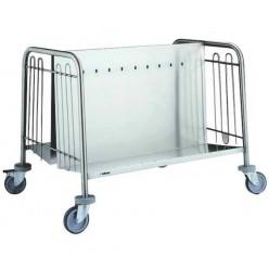 Carro transporte para Platos 112.5x78.3 cm.- CP-300