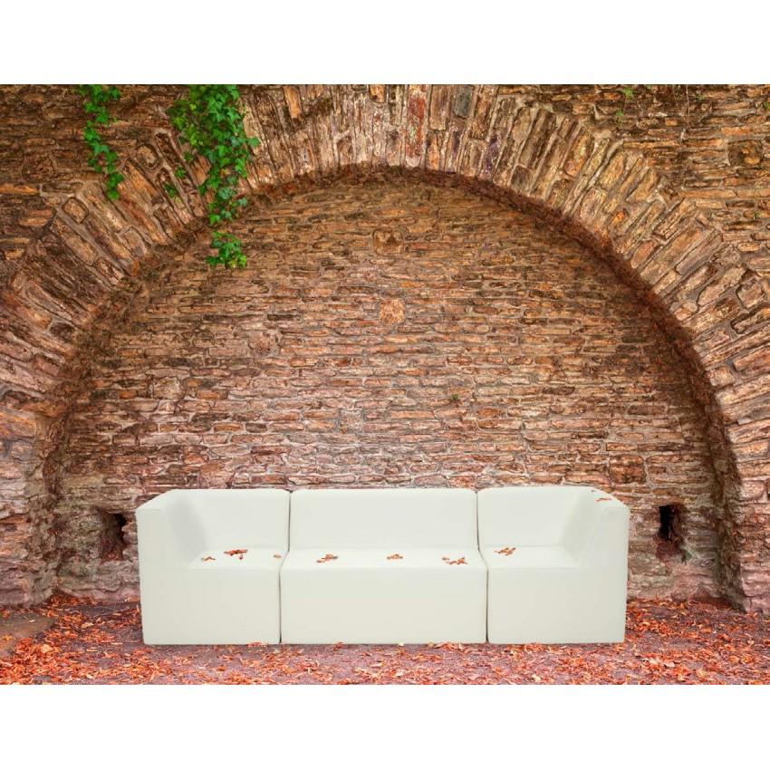 Sofa de una plaza con tela que no se moja sol for Sofa de una plaza
