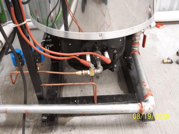 Cuidado y limpieza de la Marmita de Gas
