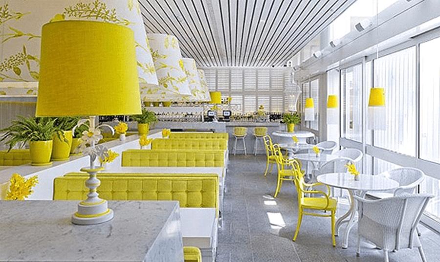 Como elegir un color para tu restaurante