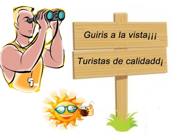 turistas de calidad