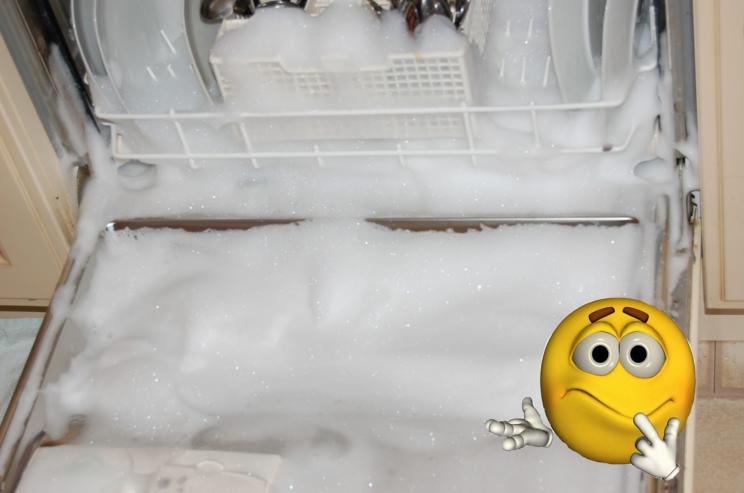 lavavajillas estropeado