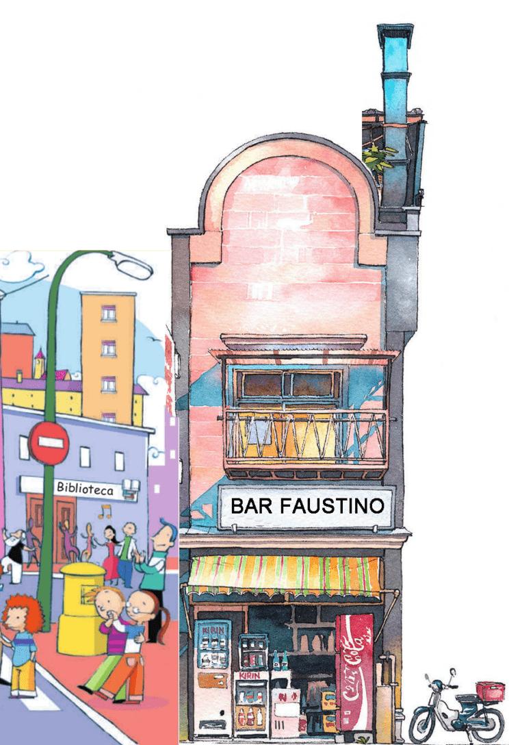 bar faustino