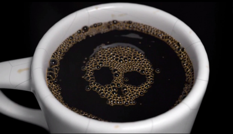 café malo