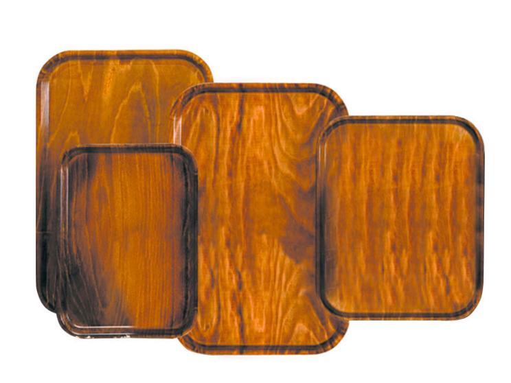 Bandejas para buffet de madera