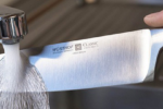 Esterilizador de cuchillos, desinfección e higiene