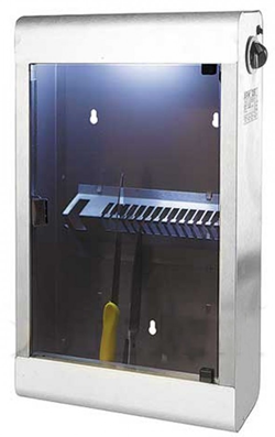 esterilizador de cuchillos por ozono