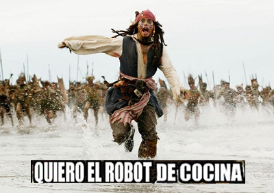 quiero el robot de cocina