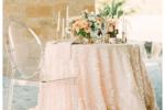 Las mesas de catering para eventos