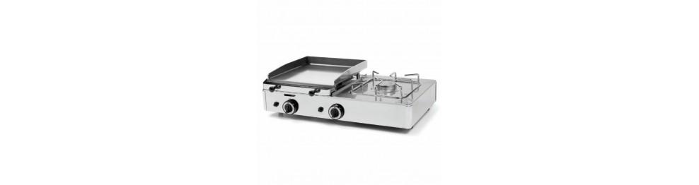 Planchas con fogon a gas para cocinas industriales for Fogones industriales a gas