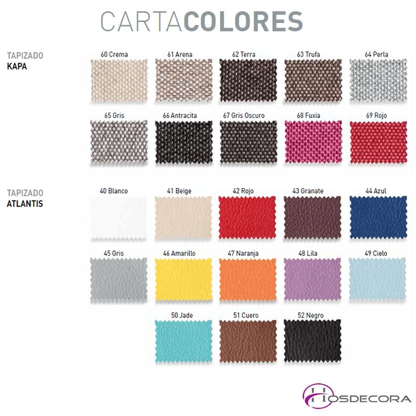 colores de tapizado